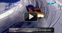 Vincent Perrot - Laponie Ice Driving - Images