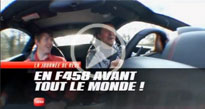 Reportage M6 Turbo : journ�e de r�ve en Ferrari F458